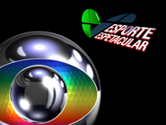 Esporte Espetacular slide 1997