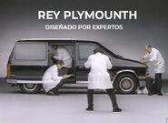 Rey plymounth 1991 comercial