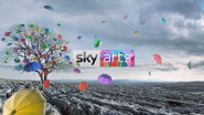 Sky Arts ID - Umbrellas - 2017