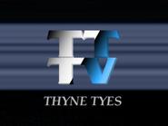 Thyne Tyes 1992 ITV ID Start