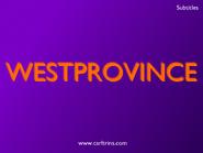 Westprovince carltrins test