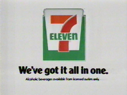 7-Eleven AS TVC 1984