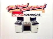 Calor Kosangas AS TVC 1983