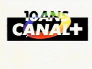 Canal Plus 10 Ans 1994