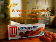 Lu Barquette RL TVC 1998