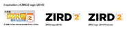 ZIRD2 logo