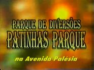 Patinhas Parque TVC 2002