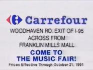 Carrefour URA TVC 1991