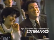 Citibank TVC 1992