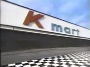 Kmart commercial, early 1988