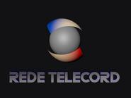 Rede Telecord ID - Black - 1995