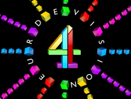 Eurdevision Channel 4 ID 1982