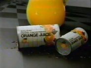 Galemia Frozen Orange Juice TVC - 9-7-1986 - 1