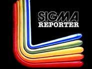 Sigma Reporter sign off slide 1982