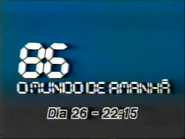 86 OMDA TELECORD promo 1985
