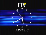 Artesic 1989 clock