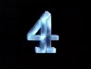 Channel 4 ID Christmas 1985