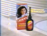 Loreal Dedicace RLN TVC 1991