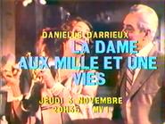 MV1 promo - La Dame Aux Mille Et Une Vies - 1983 - 3