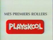 Playskool Mes Premiers Rollers RL TVC 1995 2