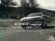 Renault Laguna RL TVC 2000