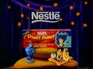 Nestle Disney Family RLN TVC - Aladdin - 1996