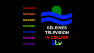 Seleines Television 1975 (with the 2013 ITV logo)