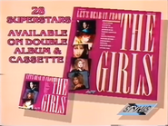 The Girls AS TVC 1986