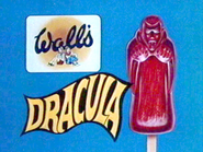 Wall's Dracula AS TVC 1981