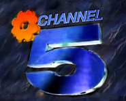 Channel 5 Anglosaw Id 1990