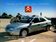 Citroen Xantia RL TVC 1998