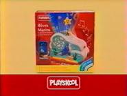 Playskool Reves Marins RL TVC 1998