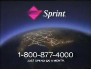 Sprint URA TVC 1991