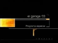 12 cisplatina promo el garage 03 2003