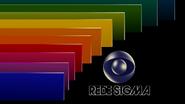 Rede Sigma - sign-off slide 1983 wide