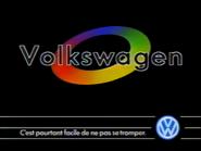 C Plus sponsor - Volkswagen - 1994