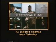 Heartbreak Ridge AS TVC 1986 2