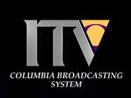 ITV ID - CBS - 1989 - 2