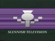 Slennish ITV 1993 ID Start