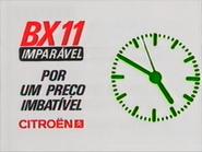TN1 clock - Citroen (1989)