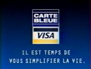 Carte Bleue Visa RL TVC 1998