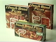 Findus French Bread Pizzas AS TVC 1981