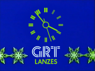 GRT Lanzes clock Xmas 1984