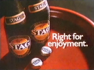 Stag AS TVC 1984