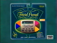 Trivial Pursuit electronic game RL TVC 1998