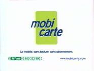 Mobicarte RL TVC 2000