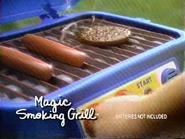 Playskool Magic Smoking Grill TVC 1994