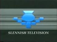 Slennish ITV 1989 ID Start