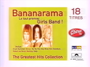 Bananarama The Greatest Hits Collection RL TVC 1998