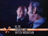 Centric promo - Escape to Witch Mountain - Boxing Day 1986